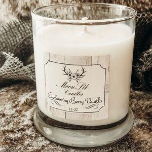 Enchanting Berry Vanilla Candle